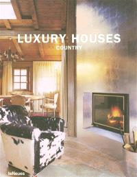 Luxury houses : country