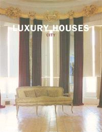 Luxury houses city