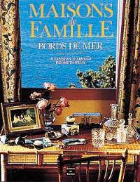 Maisons de famille en bord de mer