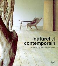 Naturel et contemporain