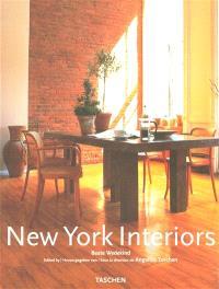 New York interiors = Intérieurs new-yorkais