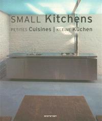 Small kitchens = Petites cuisines = Kleine Küchen