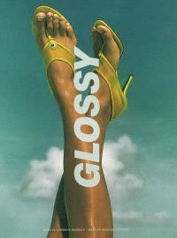 Glossy : modes et papier glacé : exposition, Marseille, Musée de la mode, 26 mars-5 sept. 2004