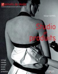 Studio et produits : vintage, remake, concept, studio, atelier, promotion...