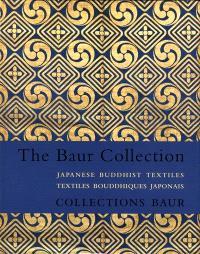Textiles bouddhiques japonais : collections Baur = Japanese buddhist textiles : the Baur collection