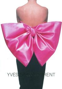 Yves Saint Laurent : icons of fashion design