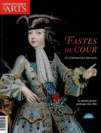 Fastes de cour et cérémonies royales : le costume de cour en Europe, 1650-1800