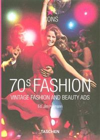 70s fashion : vintage fashion and beauty ads
