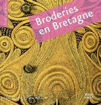 Broderies en Bretagne : broderie pleine