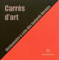 Carrés d'art : dictionnaire et cote des foulards Hermès