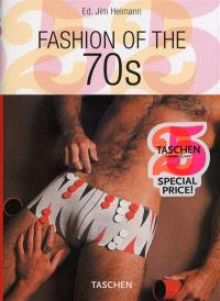 Fashion of the 70s : vintage fashion and beauty ads