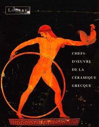 Chefs-d'oeuvre de la céramique grecque dans les collections du Louvre