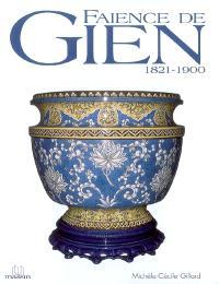 Faïence de Gien, 1821-1900