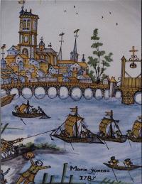 La faïence de Nevers : 1585-1900