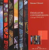Emailleurs contemporains : Limoges, 1940-2010