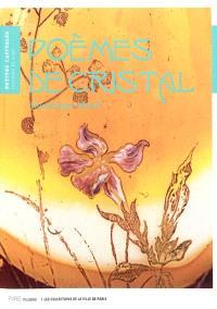 Poèmes de cristal : de Gallé à Lalique, les verreries Art nouveau du Petit Palais