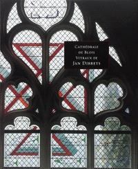 Cathédrale de Blois : vitraux de Jan Dibbets
