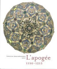 Corpus des émaux méridionaux : catalogue international de l'oeuvre de Limoges. Volume 2, L'apogée : 1190-1215