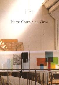 Pierre Charpin au Cirva