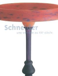 Schneider, une verrerie au XXe siècle : exposition, Nancy, Musée des beaux-arts, du 27 juin au 29 septembre 2003