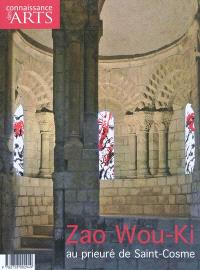 Zao Wou-Ki : au prieuré de Saint-Cosme
