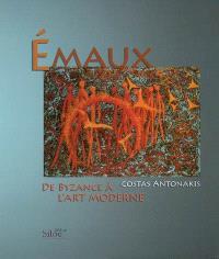 Emaux : de Byzance à l'art moderne