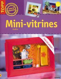 Mini-vitrines : à offrir