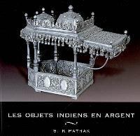 Les objets indiens en argent