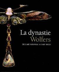La dynastie Wolfers : de l'Art nouveau à l'Art déco