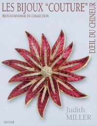 Les bijoux couture : bijoux fantaisie de collection