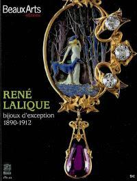 René Lalique : bijoux d'exception, 1890-1912