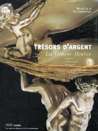 Trésors d'argent : les Froment-Meurice, orfèvres romantiques parisiens : exposition, Paris, Musée de la vie romantique, 4 février-15 juin 2003