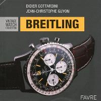 Vintage watch collection : Breitling