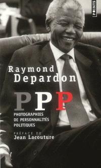 PPP : photographies de personnalités politiques