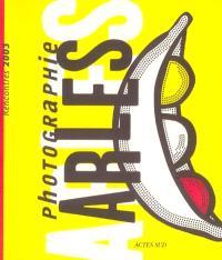 Arles, rencontres de la photographie, 2003
