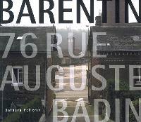 Barentin, 76 rue Auguste-Badin : filature Badin-Sartel