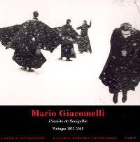 Mario Giacomelli, l'ermite de Senigallia : vintages 1953-1968