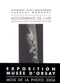 Mouvements de l'air : Etienne-Jules Marey, photographe des fluides
