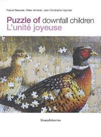 Puzzle of downfall children : l'unité joyeuse