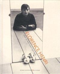 Florence Henri : miroir des avant-gardes, 1927-1940