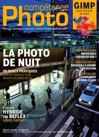 Compétence photo. n° 37, La photo de nuit