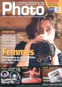 Compétence photo. n° 12, Femmes : photographes ou photographiées, les yeux ont des choses à vous dire !