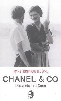 Chanel & Co : les amies de Coco : biographie