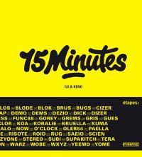 Etapes : design graphique & culture visuelle, 15 minutes
