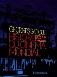 Histoire du cinéma mondial