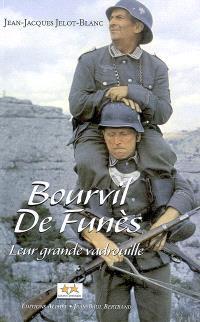 Bourvil-de Funès, leur grande vadrouille