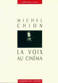 La voix au cinéma