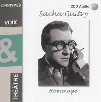 Sacha Guitry : hommage