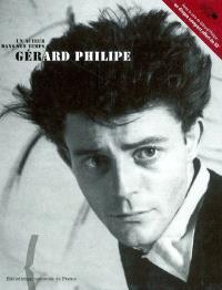 Gérard Philipe, un acteur dans son temps : exposition, Paris, Bibliothèque nationale de France, galerie Mazarine, 8 octobre 2003-25 janvier 2004