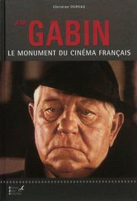 Jean Gabin : le monument du cinéma français